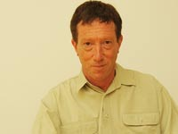 ד``ר אבי שמחון, יועץ כלכלי לשר האוצר / צלם איל יצהר